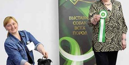 26.05.2021 Москва, 2 выставки САС для 3-й группы FCI